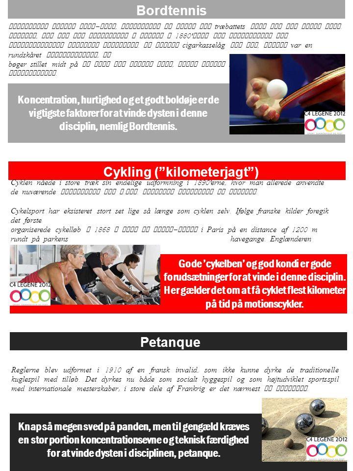 Cykling ( kilometerjagt )