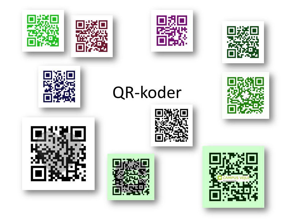 QR-koder