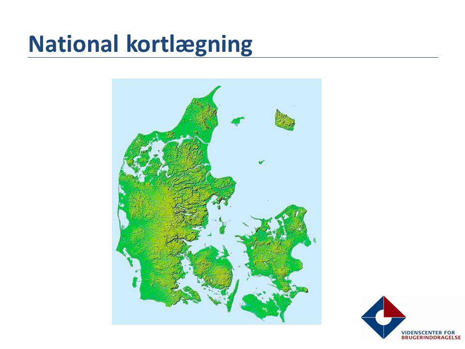 National kortlægning Mere end 730 eksempler på projekter og praksis