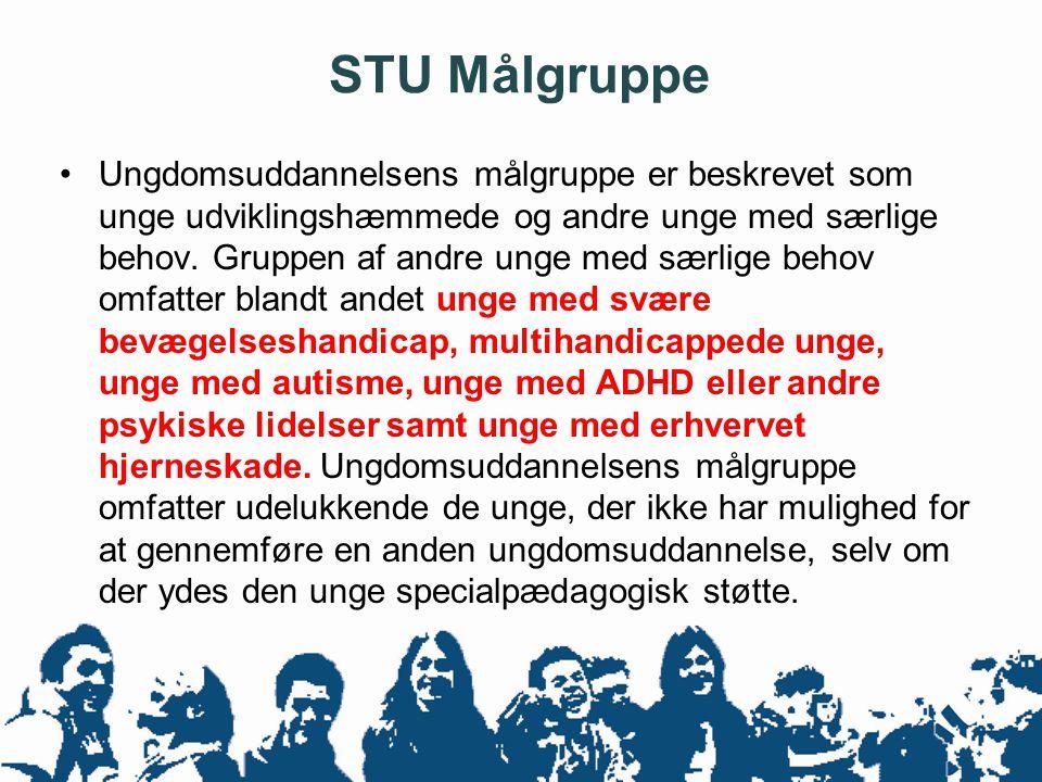 STU Målgruppe