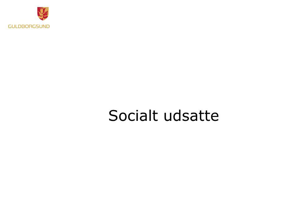 Socialt udsatte