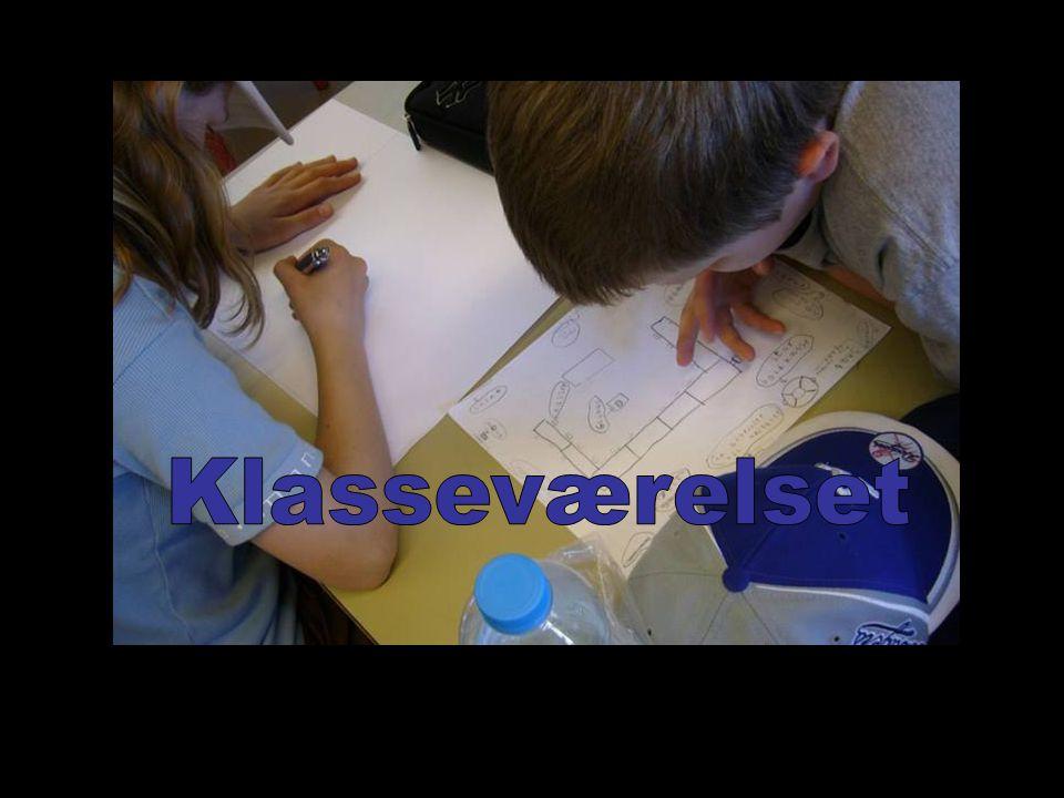 klasseværelset Klasseværelset