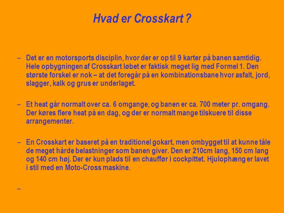 Hvad er Crosskart