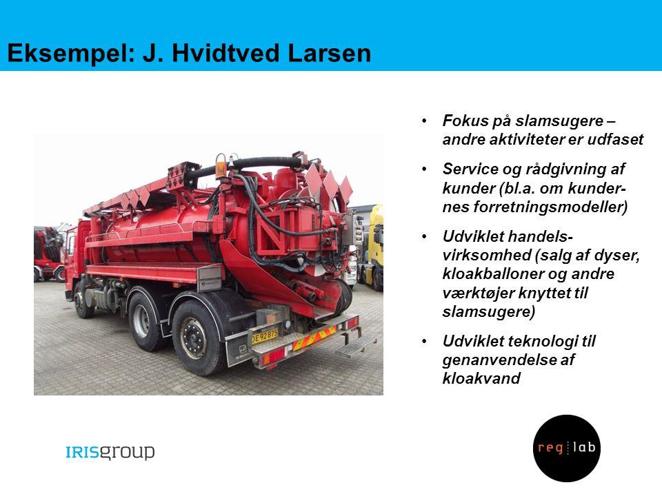 Eksempel: J. Hvidtved Larsen