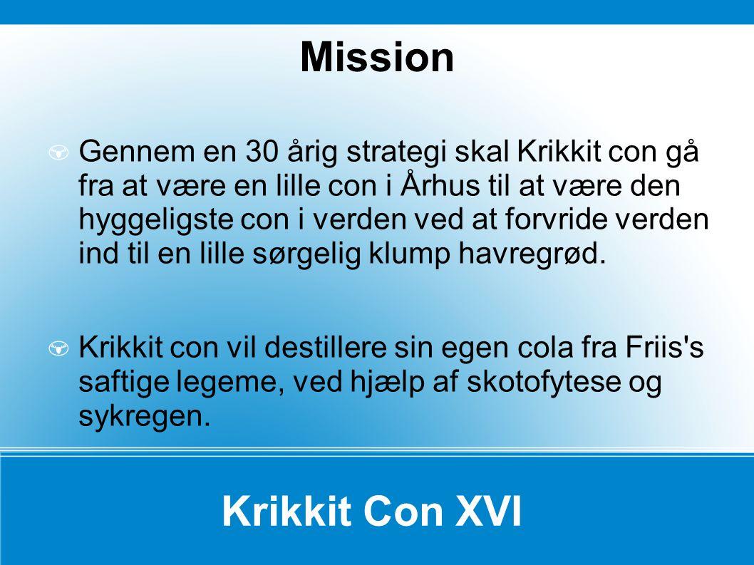 Mission Krikkit Con XVI