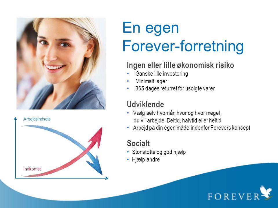 En egen Forever-forretning