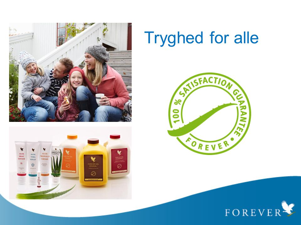 Tryghed for alle