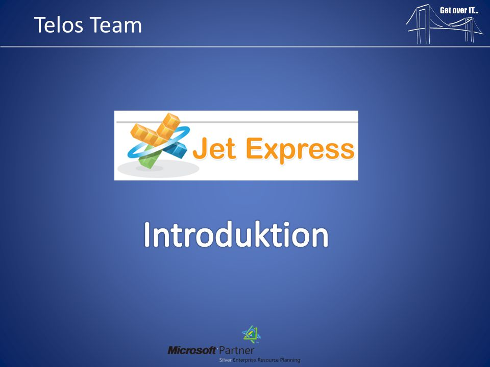 Telos Team Introduktion