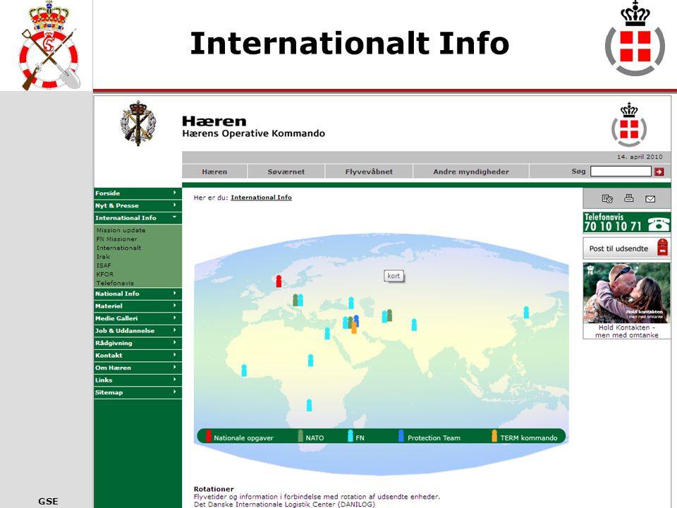 Internationalt Info Eller HOK telefonavis (næste slide).
