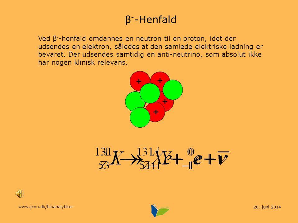 β--Henfald