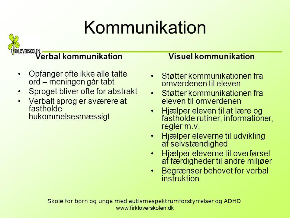 Kommunikation Verbal kommunikation