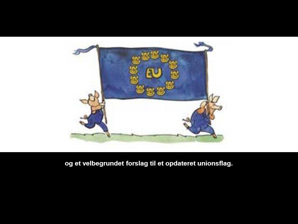 og et velbegrundet forslag til et opdateret unionsflag.