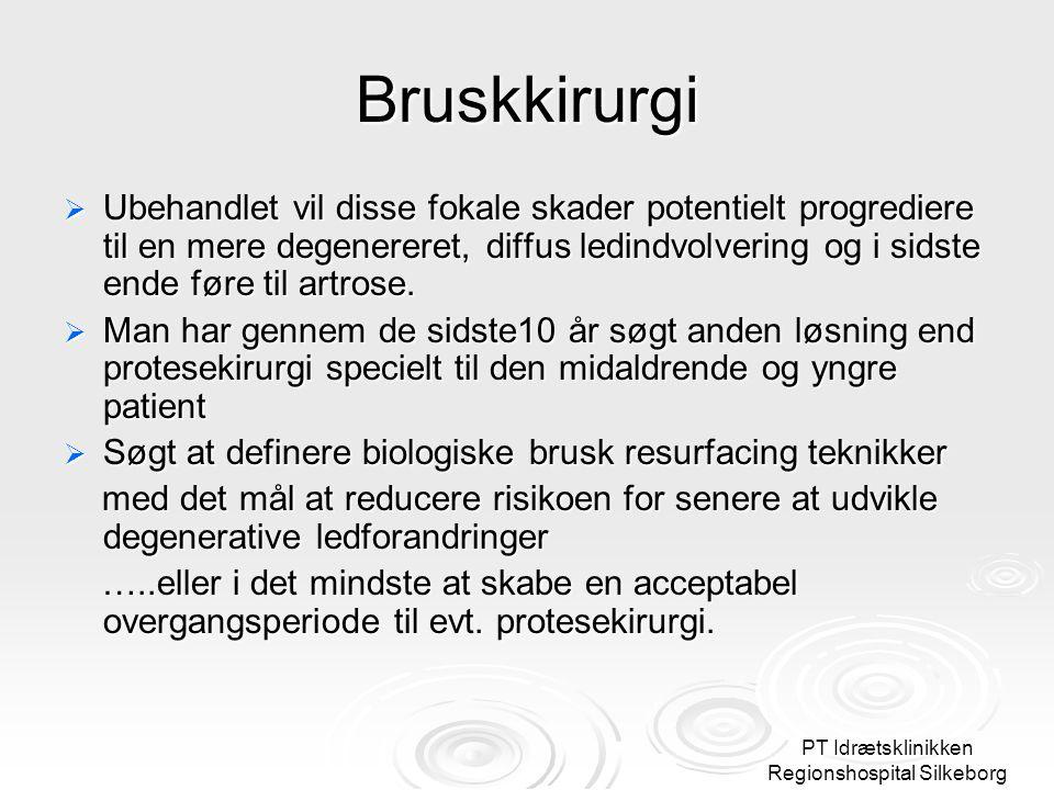 PT Idrætsklinikken Regionshospital Silkeborg