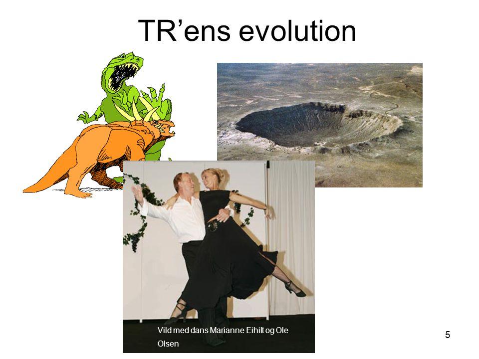 TR'ens evolution Vild med dans Marianne Eihilt og Ole Olsen