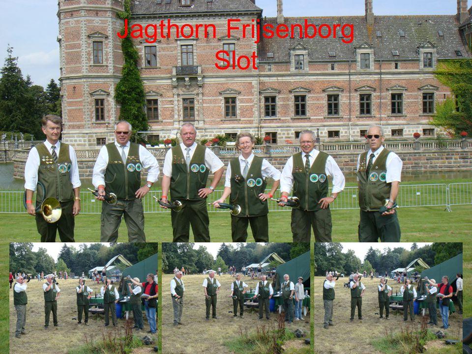 Jagthorn Frijsenborg Slot