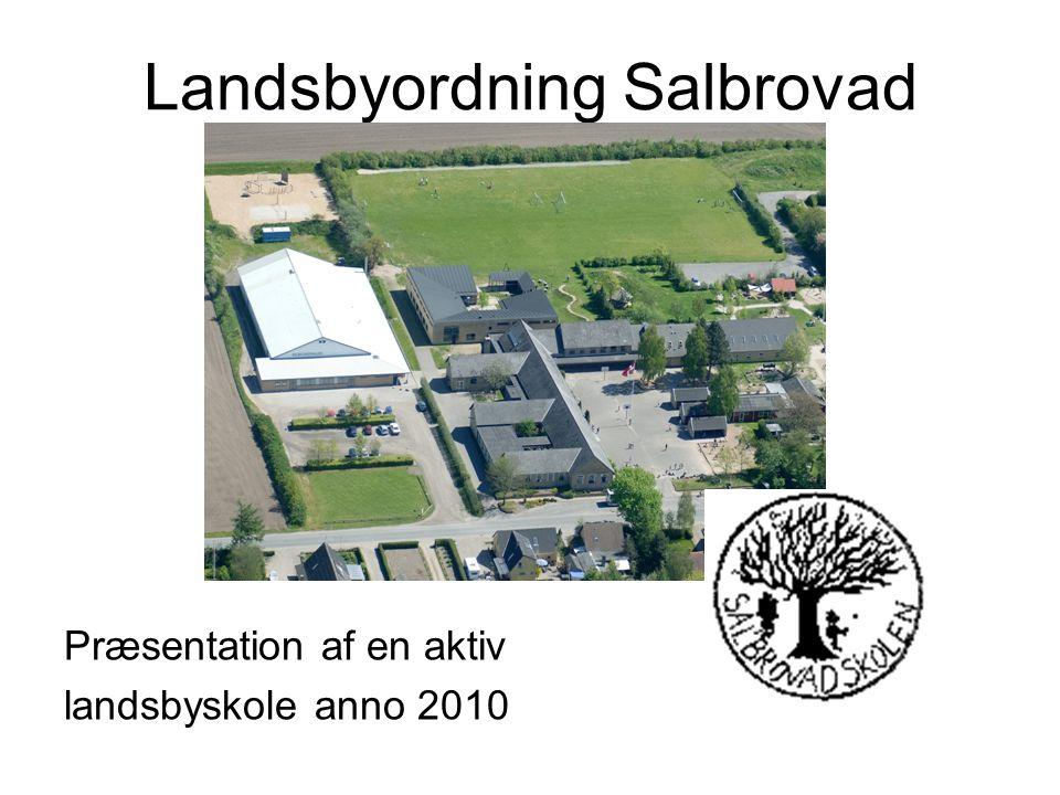 Landsbyordning Salbrovad