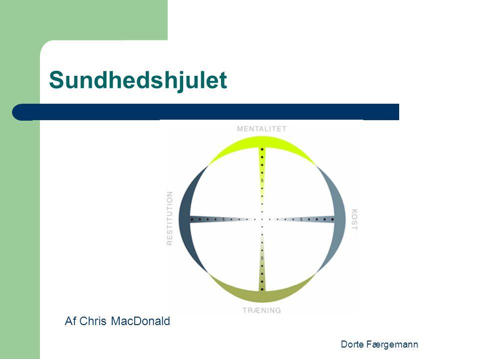 Sundhedshjulet Af Chris MacDonald Dorte Færgemann