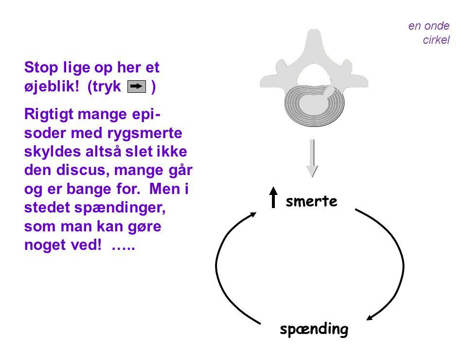 Denne onde cirkel er mere kompliceret end som så:
