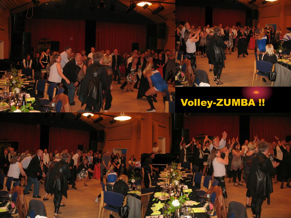 Volley-ZUMBA !!