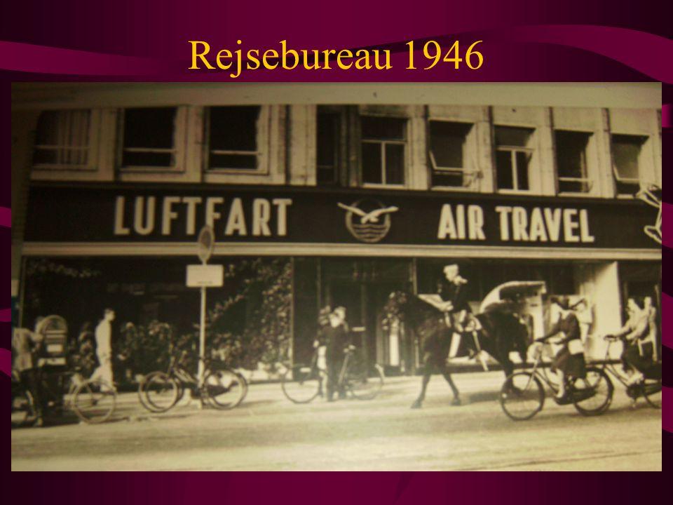 Rejsebureau 1946