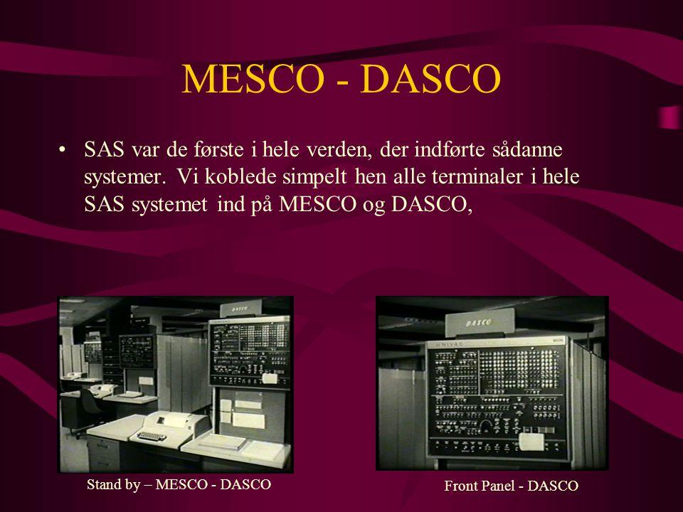 MESCO - DASCO
