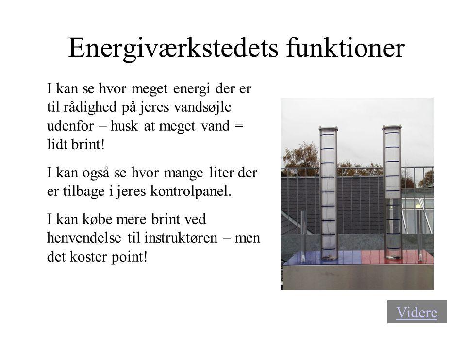 Energiværkstedets funktioner
