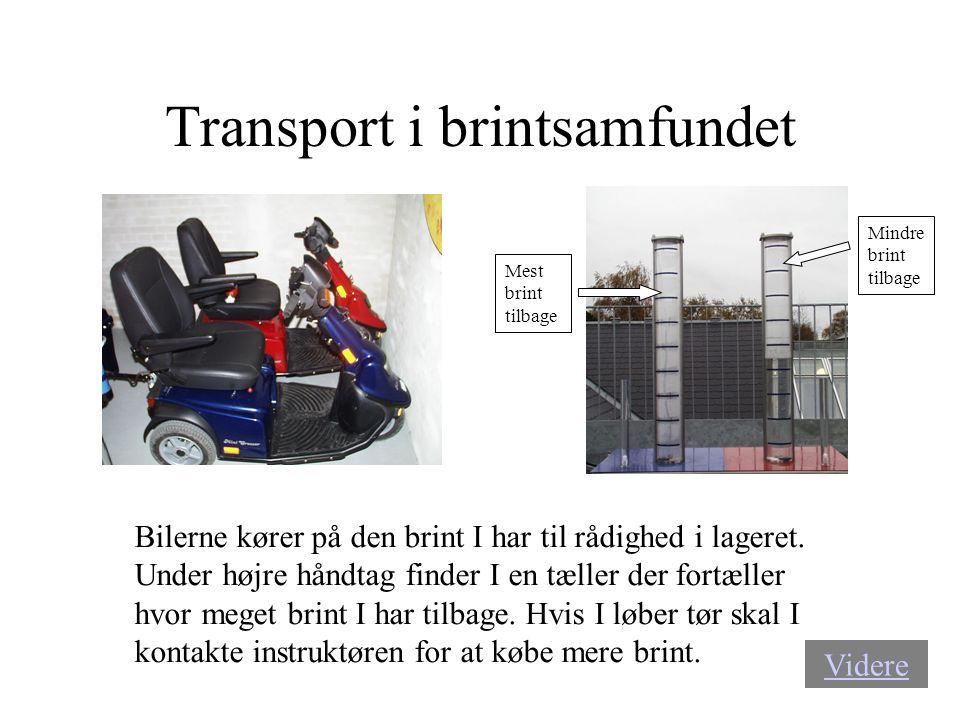 Transport i brintsamfundet