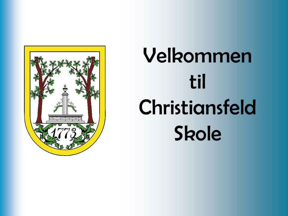 Velkommen til Christiansfeld Skole