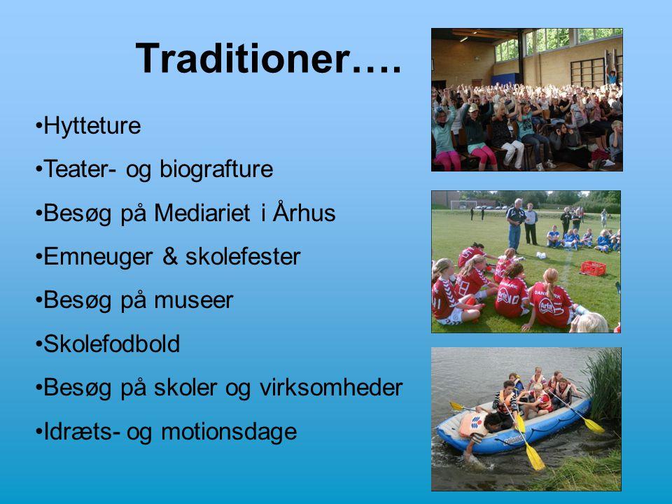 Traditioner…. Hytteture Teater- og biografture