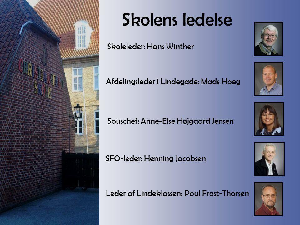 Afdelingsleder i Lindegade: Mads Hoeg