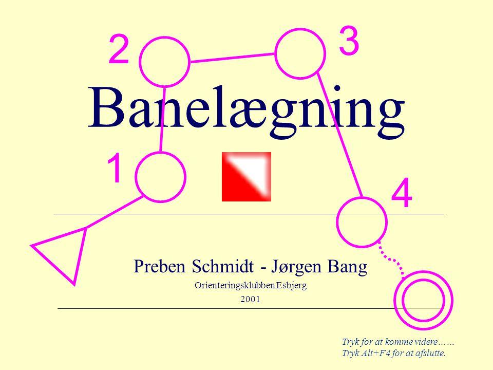 Preben Schmidt - Jørgen Bang Orienteringsklubben Esbjerg 2001