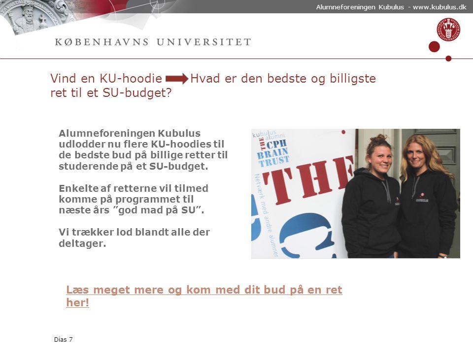 Husk også, at du kan være med i konkurrencen om fede KU-hoodies - ppt video online download