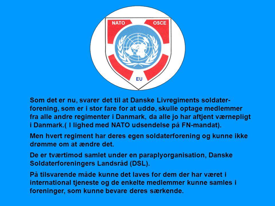 NATO OSCE. EU.