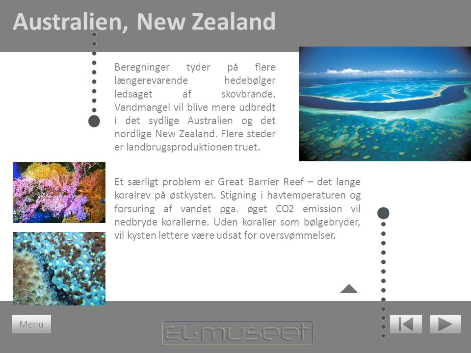 Australien, New Zealand