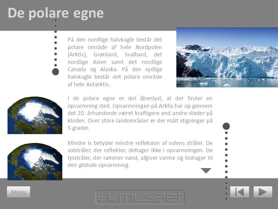 De polare egne