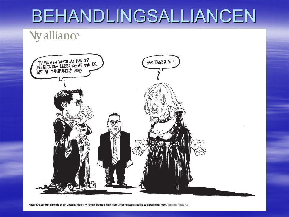 BEHANDLINGSALLIANCEN