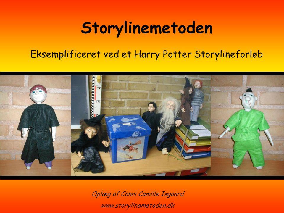 Storylinemetoden Eksemplificeret ved et Harry Potter Storylineforløb