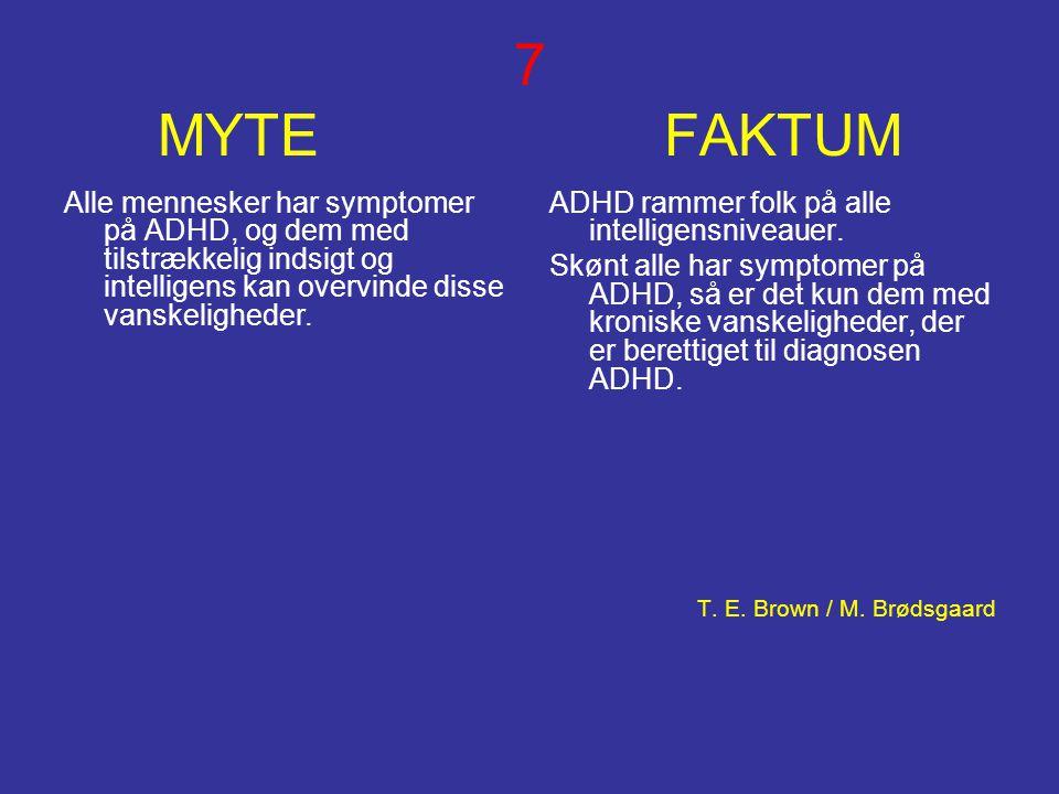 7 MYTE FAKTUM