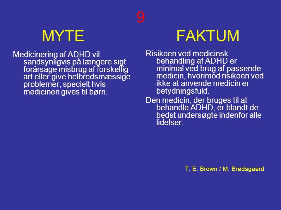 9 MYTE FAKTUM