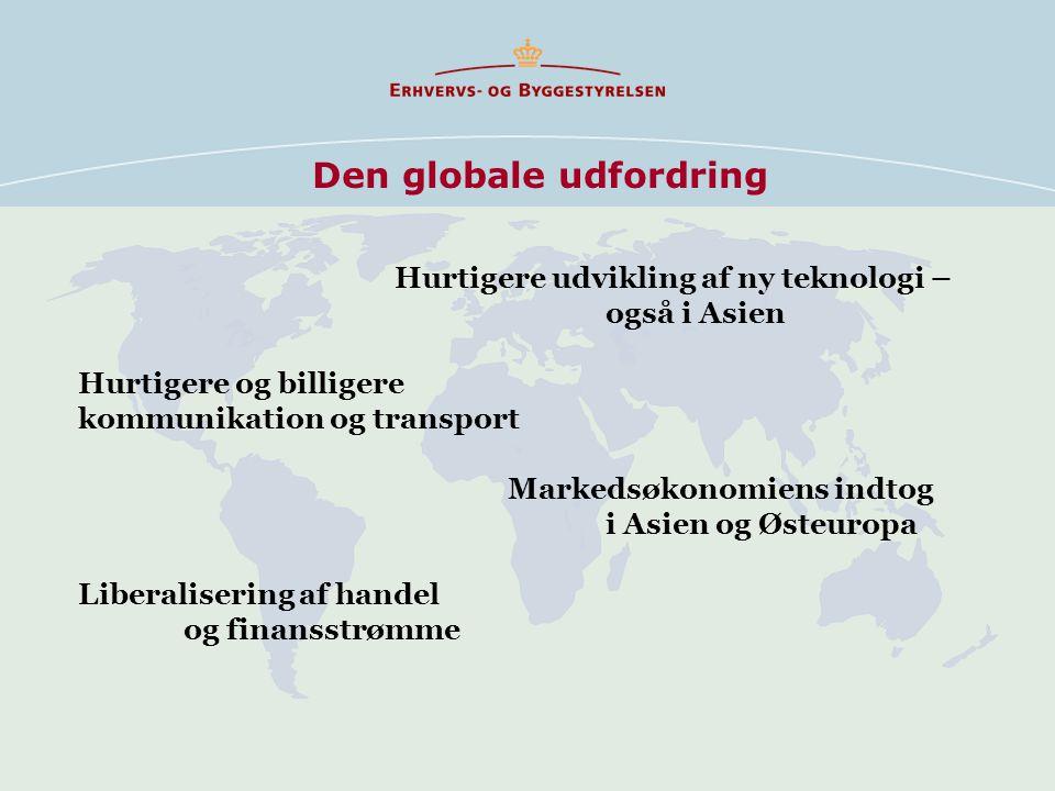 Den globale udfordring