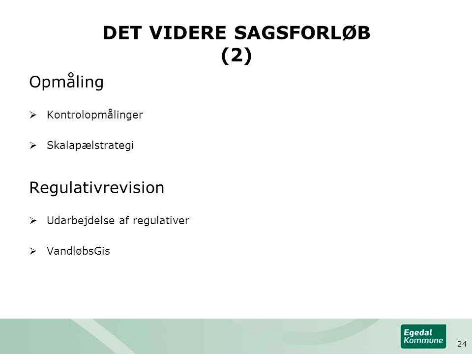 DET VIDERE SAGSFORLØB (2)