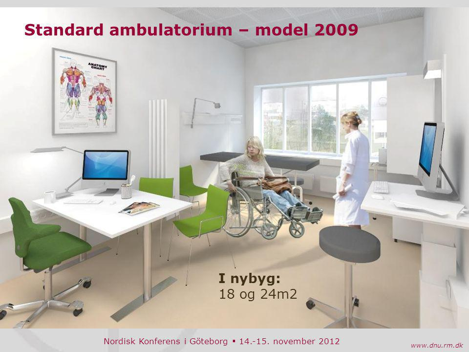 Standard ambulatorium – model 2009