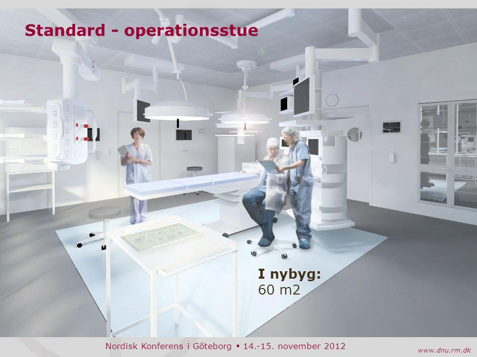 Standard - operationsstue
