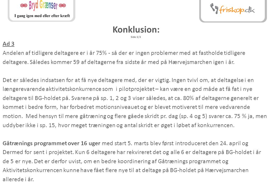 Konklusion: Side 3/3
