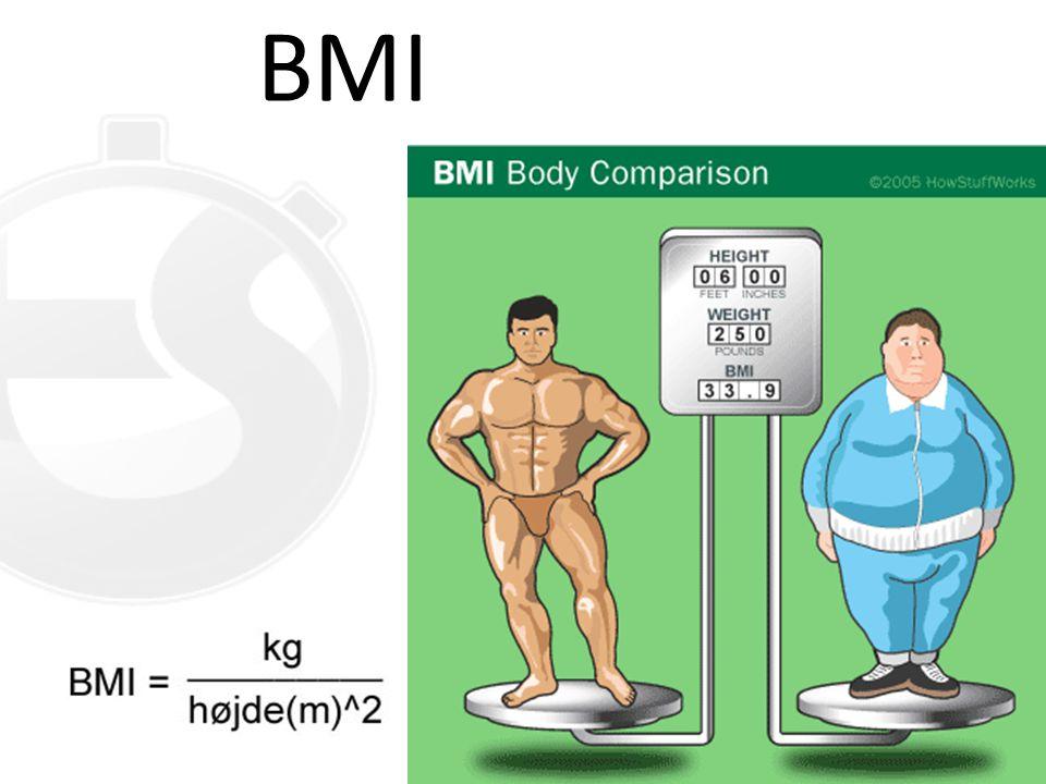 BMI www.testingsport.dk - mobil: 311 411 78 - mail: testingsport@hotmail.com