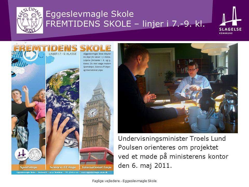 Eggeslevmagle Skole FREMTIDENS SKOLE – linjer i 7.-9. kl.