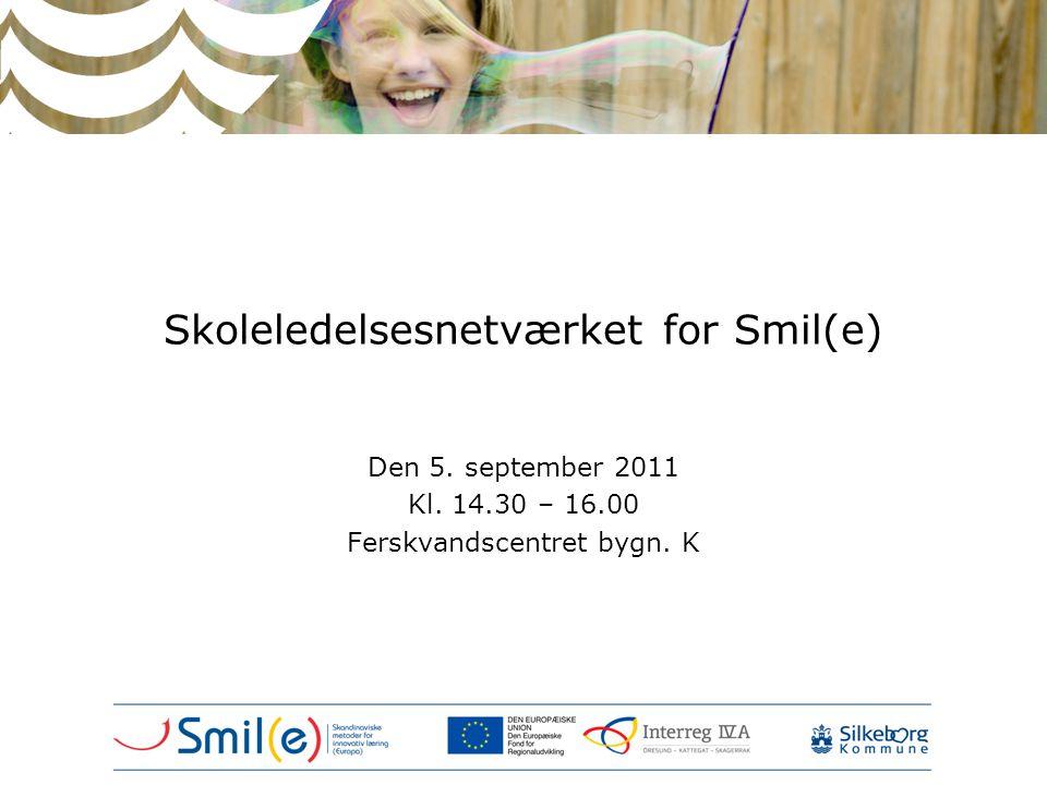 Skoleledelsesnetværket for Smil(e)