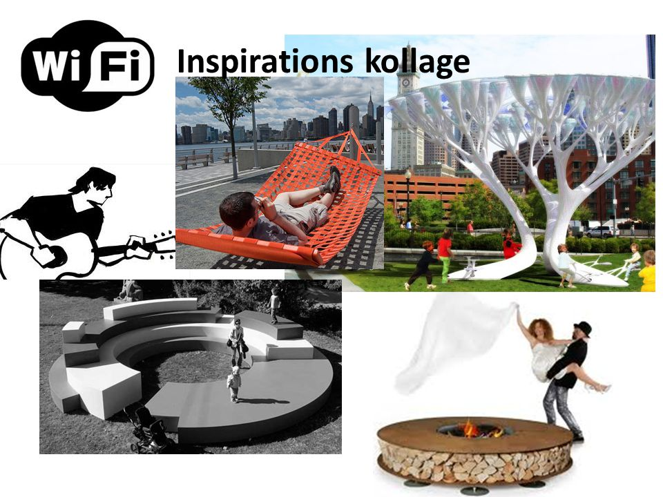 Inspirations kollage