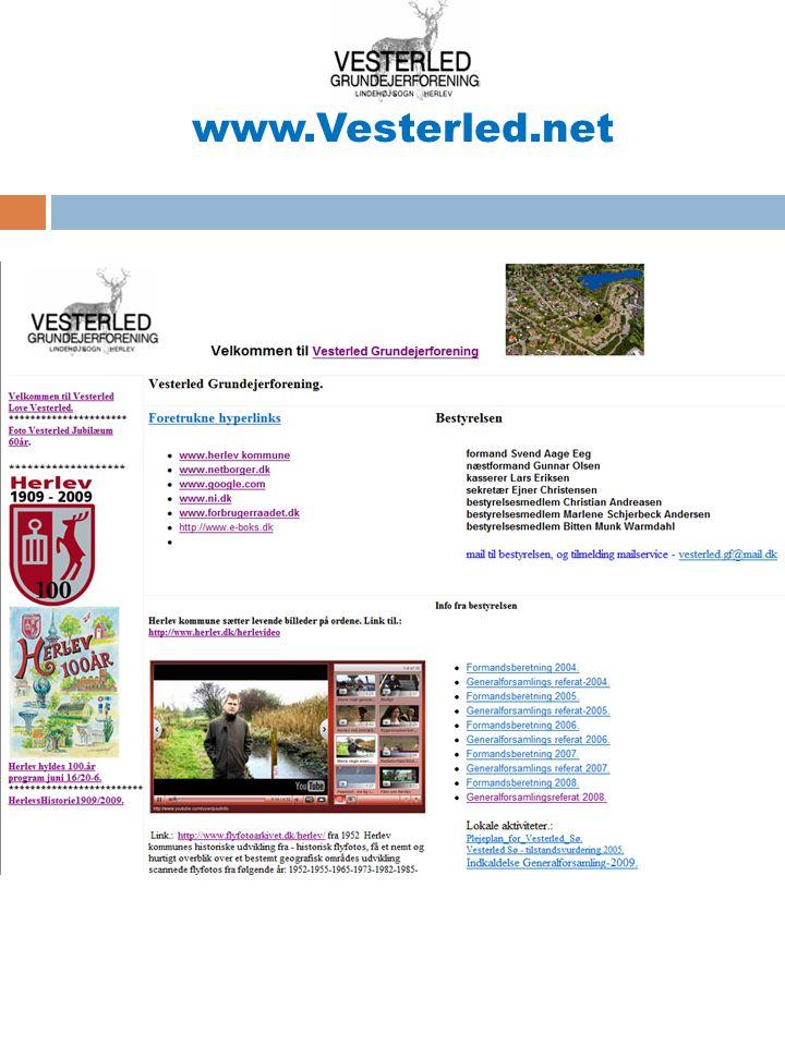 www.Vesterled.net