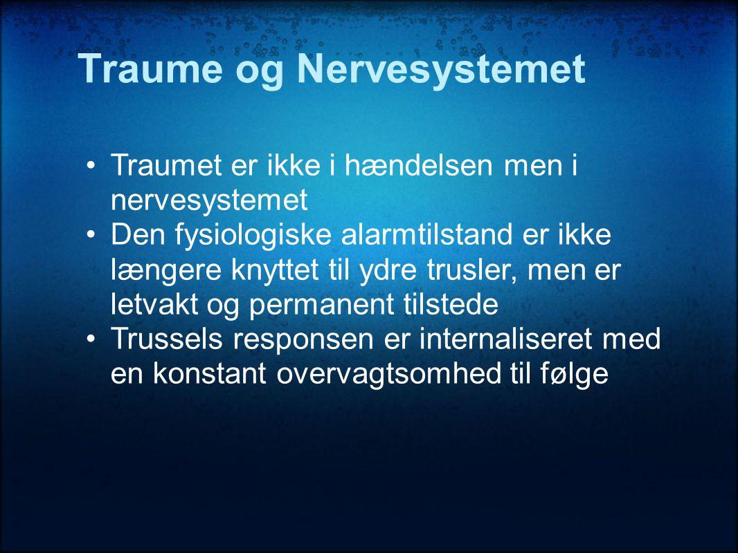 Traume og Nervesystemet